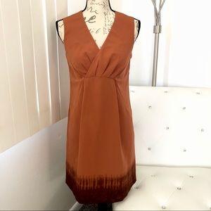 Simply Vera Vera Wang Pleated Ombre Dress 6